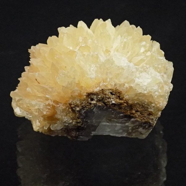 Dogtooth Calcite from Morocco Back