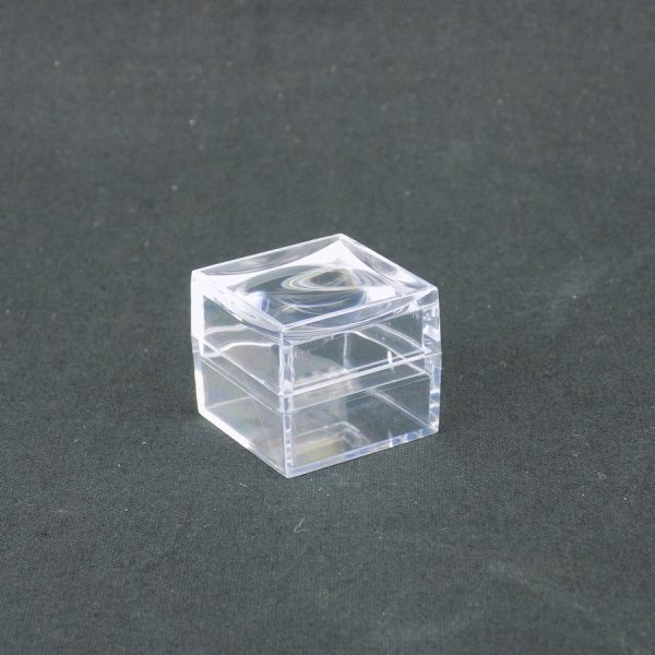 Small Magnifying Box Put Together