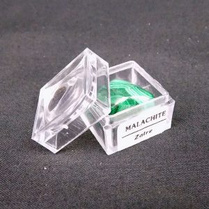 Malachite in Small Mag Box