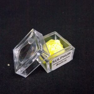 Sulphur in Small Mag Box