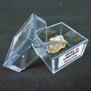 Opal in Limonite in Large Mag Box