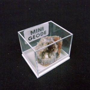 Mini Geode in Gem Box