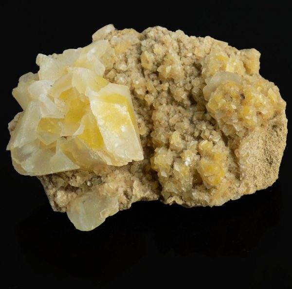 Calcite - Machen Quarry - 1