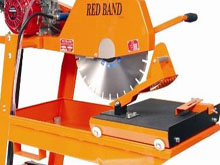 Core Saws, Splitters and Drills