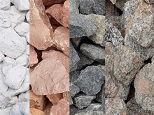 Rocks By Weight
